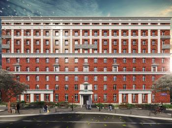 Новостройка Апарт-отель Восток